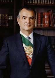 MIGUEL DE LA MADRID Y CARLOS SALINAS DE GORTARI