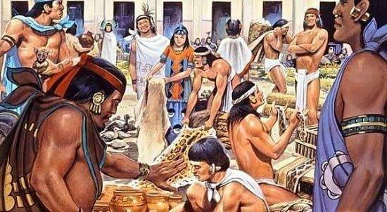 Economía Tolteca