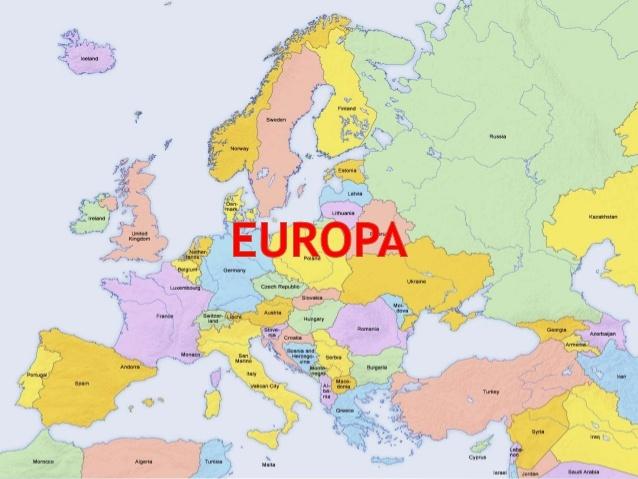 La industria se esparce por toda Europa