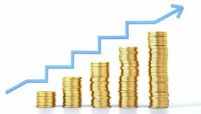 Aumento de la riqueza