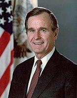 November 8, 1988 - George H.W. Bush Elected as President