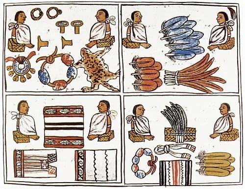 Economía zapoteca