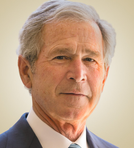 January 17, 1995 - George W. Bush elected 46th Governor of Texas