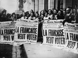 +2 Woman's Suffrage: Women allowed to vote