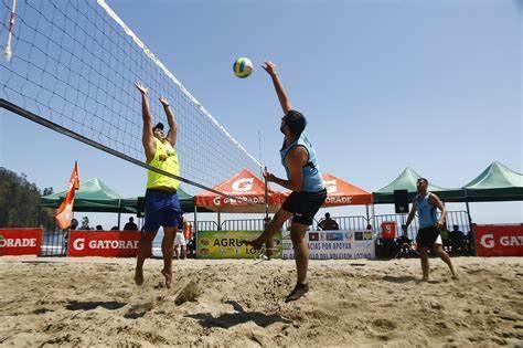 se incorpora voleibol de playa