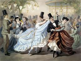 El Porfiriato - Bailes importados