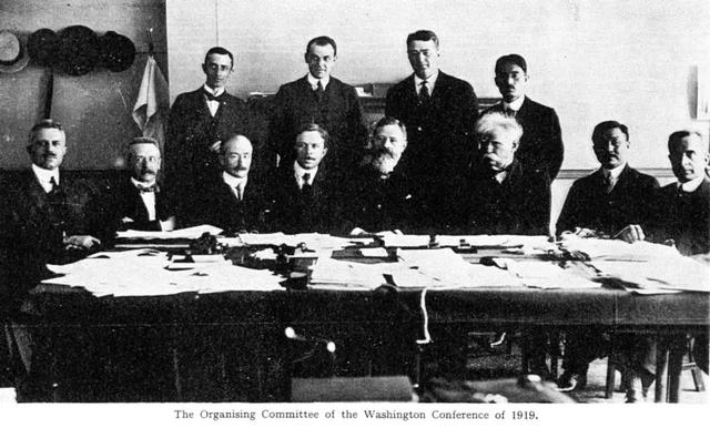comisión de legislación internacional del trabajo