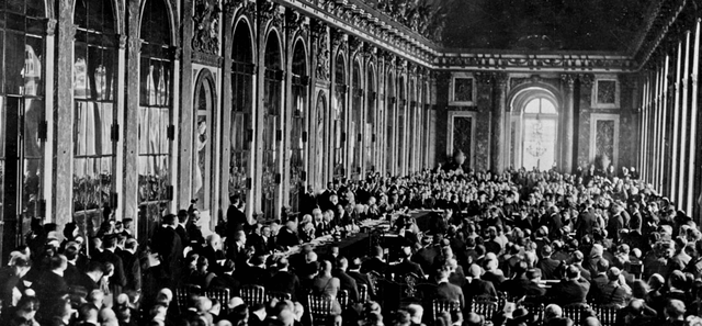 Tratato de Versalles