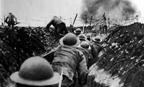 Primera Guerra Mundial y la Gran Depresión