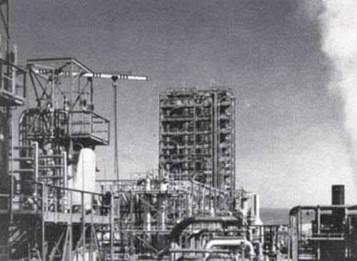 Industria en 1929.