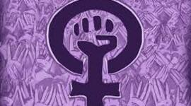 Historia del feminismo y sus aportes a la Economia timeline