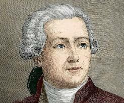 """Antoine-Laurent de Lavoisier """"Padre de la nutrición"""""""