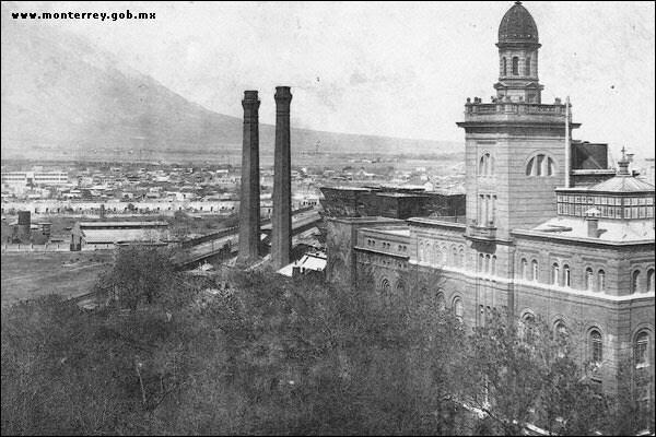 Cervecería en Monterrey
