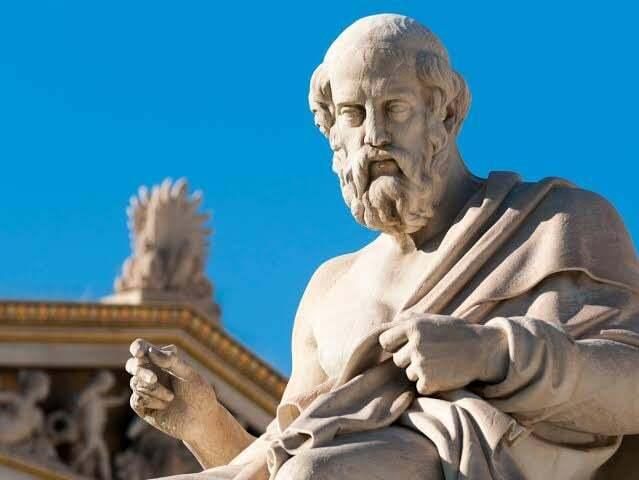 2. PLATO – (428-348 BC)