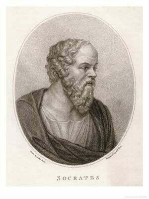 1. Socrates – (469-399BC)