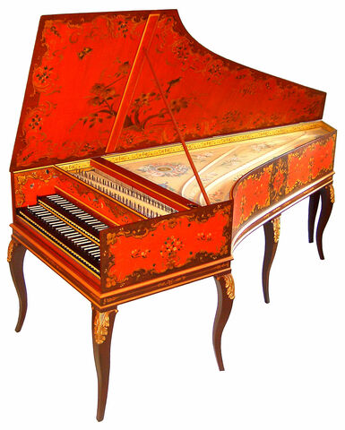 Musical Inventions in the Early Baroque Era