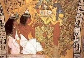 Los egipcios en 3050 a.c