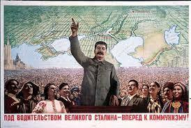 Dictadura totalitaria de Stalin
