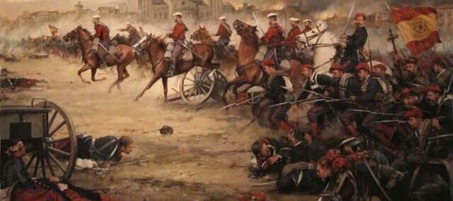 La Guerra o Revuelta de los Agraviados