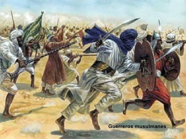 Musulmanen konkizta.
