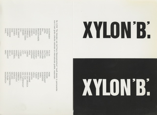 Xylon 'B'