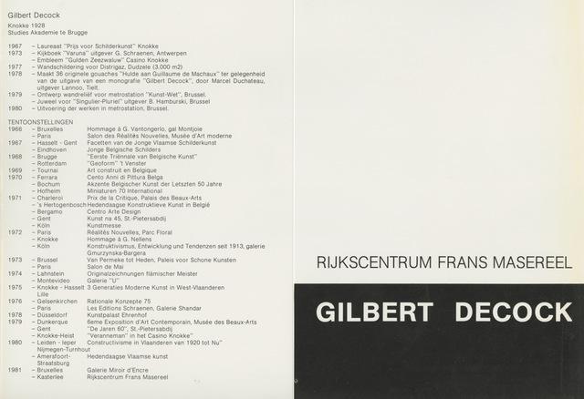 Gilbert Decock