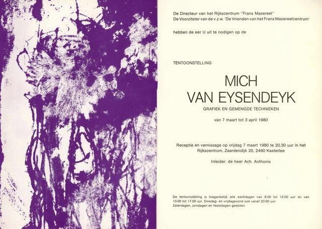 Mich Van Eysendeyk