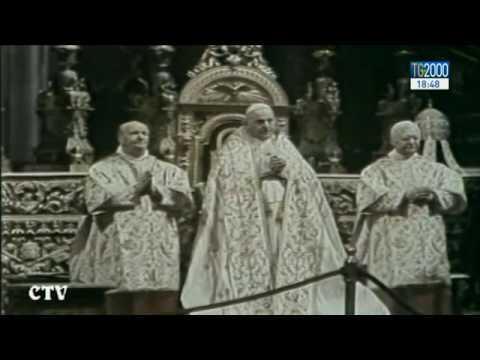 Si apre il Concilio Vaticano II