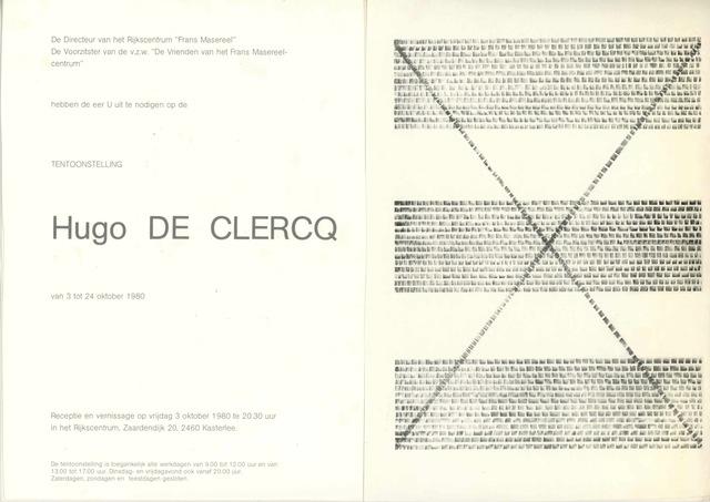 Hugo De Clercq