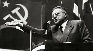Muore il segretario genrale del Partito Comunista Italiano