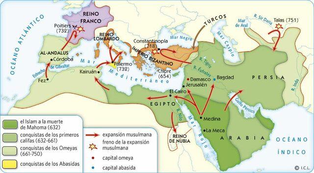 Imperio islàmico