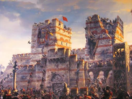 Άλωση Κωνσταντινούπολης από Οθωμανούς