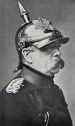 La caída de Otto von Bismarck