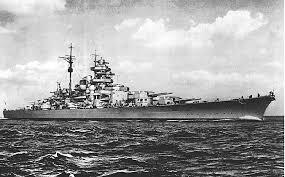 La caída del acorazado Bismarck