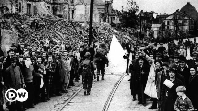 Caiguda Alemanya - Batalla de Berlin