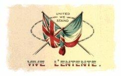 Entente Cordial franco-británica