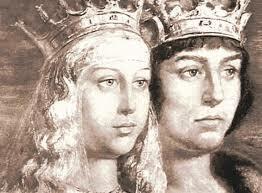 FERNANDO II.na ISABEL I.a