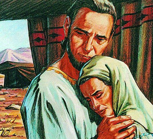 Dios cumple su promesa con Abraham