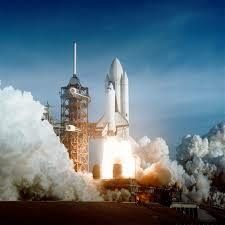 First space shuttle flight: Columbia
