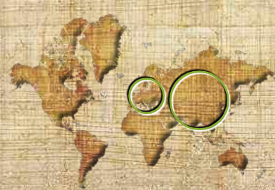 Homo neanderthalensis (Localització)