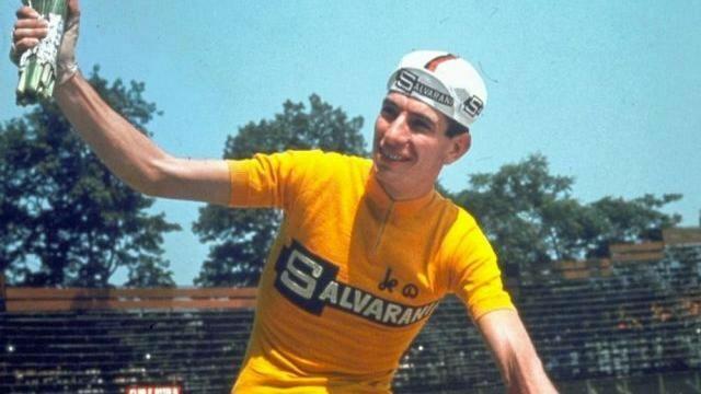 Felice Gimondi vince il Tour De France