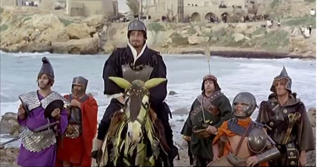"""Esce """"L'Armata Brancaleone"""" di Mario Monicelli"""