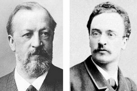 Nicolaus Otto y Rudolf Diesel