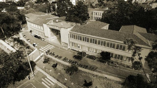 Escuela de minas en Medellín