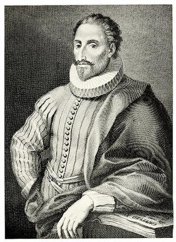 Nacimiento de Miguel de Cervantes