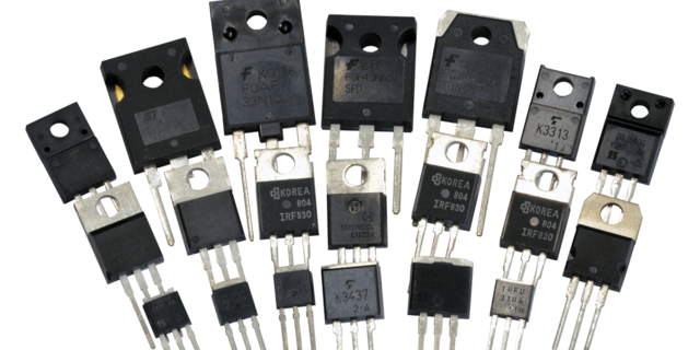 Segunda generación: transistores