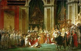 Coronacio de Napoleo