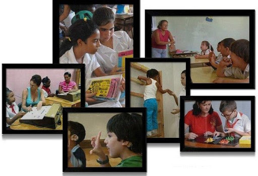 Educacion Especial en America y Bolivia