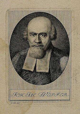 Johann Jacob Wepfer