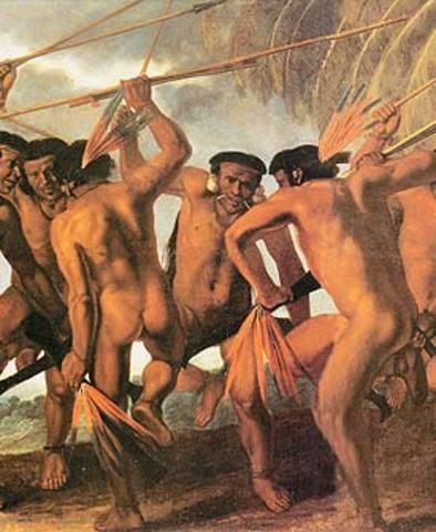 V.S The Aztecs